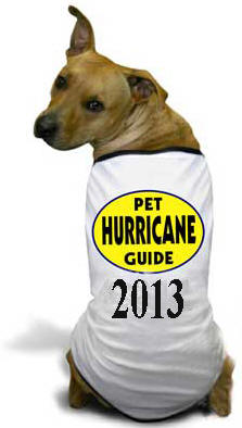 2013 Hurrican Pet Preparedness Dr Rachel Addleman Houston Animal Acupuncture and Herbs