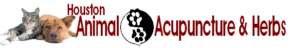 Houston Animal Acupuncutre & Herbs Logo